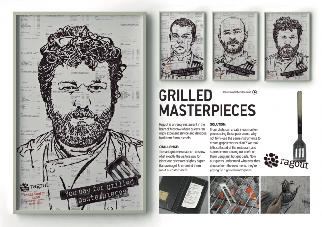 Grilled Masterpieces